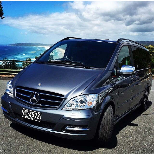 Byron Bay corporate transfers